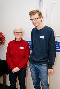 click on the photo and click again on the photo to download the original image  2019-07-03 17.50.43 Tararua Tramping Club - Centenary Book Launch-017-DigitalNinja