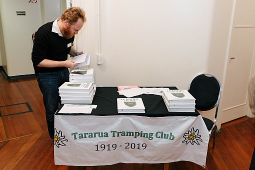 click on the photo and click again on the photo to download the original image  2019-07-03 18.00.37 Tararua Tramping Club - Centenary Book Launch-030-DigitalNinja