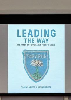 click on the photo and click again on the photo to download the original image  2019-07-03 18.03.20 Tararua Tramping Club - Centenary Book Launch-035-DigitalNinja