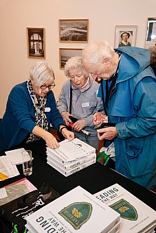 click on the photo and click again on the photo to download the original image  2019-07-03 18.37.54 Tararua Tramping Club - Centenary Book Launch-067-DigitalNinja