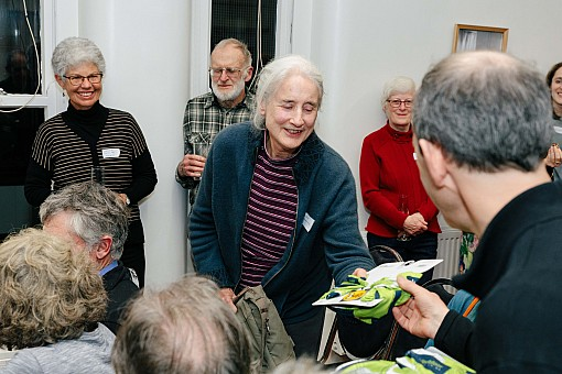 click on the photo and click again on the photo to download the original image  2019-07-03 19.55.28 Tararua Tramping Club - Centenary Book Launch-123-DigitalNinja