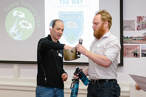 click on the photo and click again on the photo to download the original image  2019-07-03 19.58.05 Tararua Tramping Club - Centenary Book Launch-129-DigitalNinja
