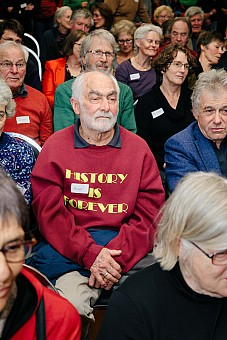 click on the photo and click again on the photo to download the original image  2019-07-03 20.00.10 Tararua Tramping Club - Centenary Book Launch-130-DigitalNinja
