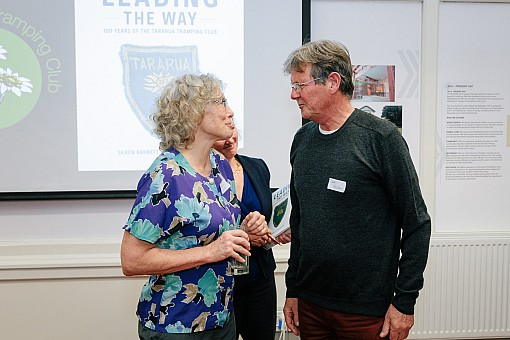 click on the photo and click again on the photo to download the original image  2019-07-03 20.03.52 Tararua Tramping Club - Centenary Book Launch-133-DigitalNinja