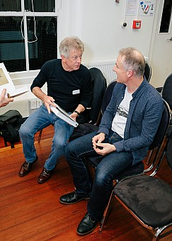 click on the photo and click again on the photo to download the original image  2019-07-03 20.06.00 Tararua Tramping Club - Centenary Book Launch-138-DigitalNinja
