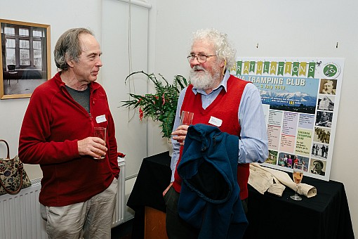 click on the photo and click again on the photo to download the original image  2019-07-03 20.11.49 Tararua Tramping Club - Centenary Book Launch-151-DigitalNinja