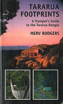 Tararua Footprints front cover