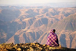 Epic views, rock churches and runaway donkeys in Ethiopia