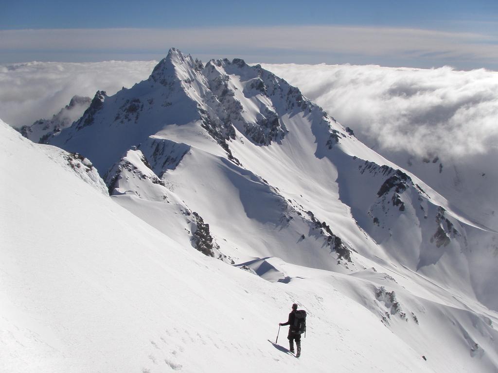 click on the photo to download the original image  Mt Alarm - Daniel Rogerson