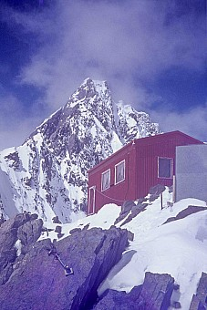 click on the photo and click again on the photo to download the original image  CH7 Tramp-2. Pioneer Hut