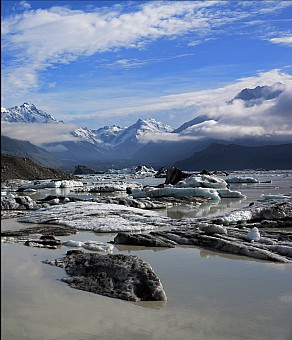 click on the photo and click again on the photo to download the original image  OLS Tararua TC Pete Smith Mount Cook