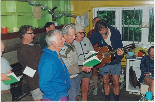 click on the photo and click again on the photo to download the original image  ttc109 Hut singalong