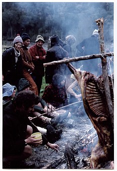 click on the photo and click again on the photo to download the original image  ttc665 Asado