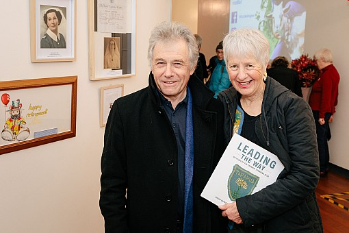click on the photo and click again on the photo to download the original image  2019-07-03 17.53.53 Tararua Tramping Club - Centenary Book Launch-021-DigitalNinja
