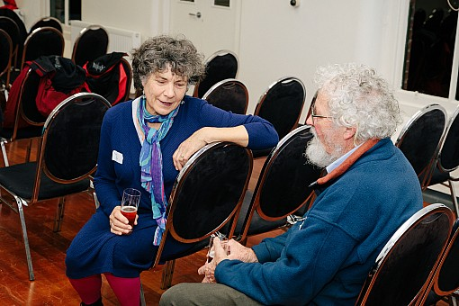 click on the photo and click again on the photo to download the original image  2019-07-03 17.57.14 Tararua Tramping Club - Centenary Book Launch-027-DigitalNinja