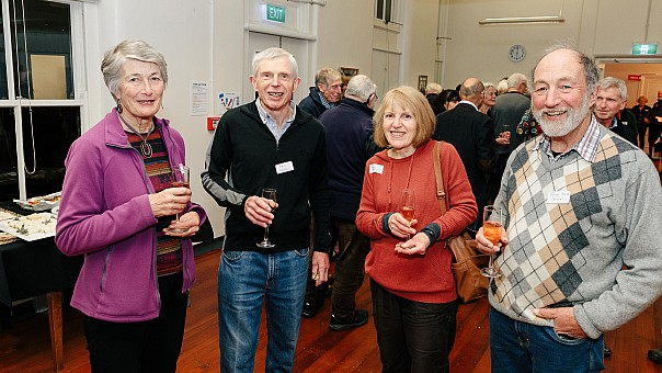 click on the photo and click again on the photo to download the original image  2019-07-03 18.02.13 Tararua Tramping Club - Centenary Book Launch-032-DigitalNinja