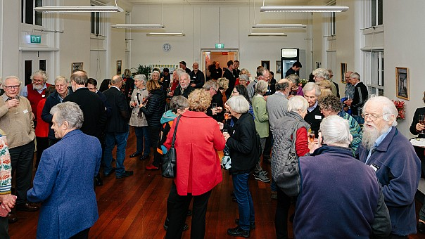 click on the photo and click again on the photo to download the original image  2019-07-03 18.07.12 Tararua Tramping Club - Centenary Book Launch-038-DigitalNinja