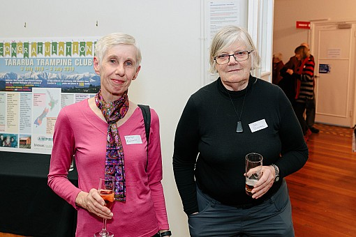 click on the photo and click again on the photo to download the original image  2019-07-03 18.14.37 Tararua Tramping Club - Centenary Book Launch-045-DigitalNinja