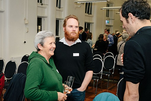 click on the photo and click again on the photo to download the original image  2019-07-03 18.25.41 Tararua Tramping Club - Centenary Book Launch-057-DigitalNinja