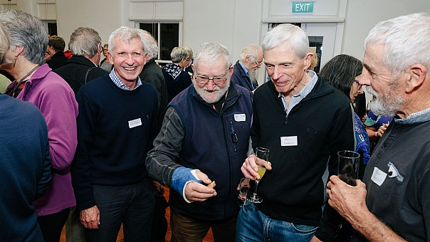 click on the photo and click again on the photo to download the original image  2019-07-03 18.30.50 Tararua Tramping Club - Centenary Book Launch-062-DigitalNinja