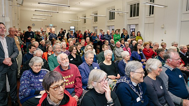 click on the photo and click again on the photo to download the original image  2019-07-03 18.56.52 Tararua Tramping Club - Centenary Book Launch-085-DigitalNinja