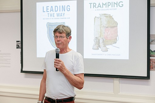 click on the photo and click again on the photo to download the original image  2019-07-03 19.13.35 Tararua Tramping Club - Centenary Book Launch-104-DigitalNinja