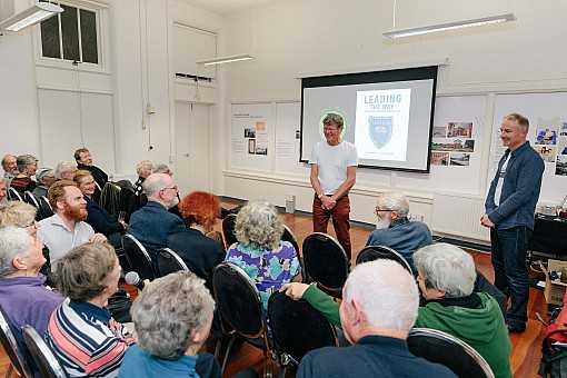 click on the photo and click again on the photo to download the original image  2019-07-03 19.52.23 Tararua Tramping Club - Centenary Book Launch-117-DigitalNinja
