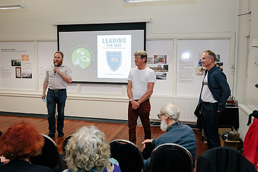 click on the photo and click again on the photo to download the original image  2019-07-03 19.52.40 Tararua Tramping Club - Centenary Book Launch-118-DigitalNinja
