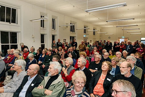 click on the photo and click again on the photo to download the original image  2019-07-03 19.54.12 Tararua Tramping Club - Centenary Book Launch-120-DigitalNinja