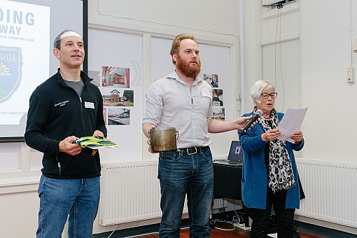 click on the photo and click again on the photo to download the original image  2019-07-03 19.56.57 Tararua Tramping Club - Centenary Book Launch-126-DigitalNinja