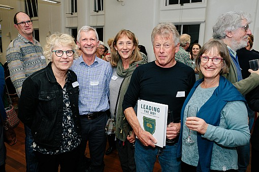 click on the photo and click again on the photo to download the original image  2019-07-03 20.17.00 Tararua Tramping Club - Centenary Book Launch-155-DigitalNinja