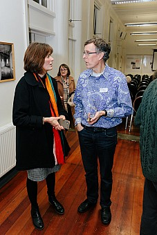 click on the photo and click again on the photo to download the original image  2019-07-03 20.17.57 Tararua Tramping Club - Centenary Book Launch-158-DigitalNinja