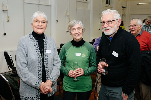 click on the photo and click again on the photo to download the original image  2019-07-03 20.27.54 Tararua Tramping Club - Centenary Book Launch-170-DigitalNinja