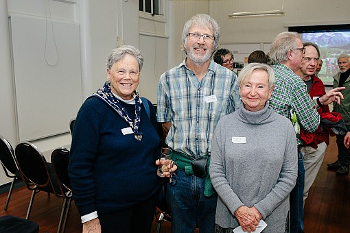 click on the photo and click again on the photo to download the original image  2019-07-03 20.29.38 Tararua Tramping Club - Centenary Book Launch-171-DigitalNinja