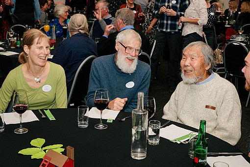 click on the photo and click again on the photo to download the original image  2019-07-06 18.49.18 Tararua Tramping Club - Centenary Dinner-052-DigitalNinja
