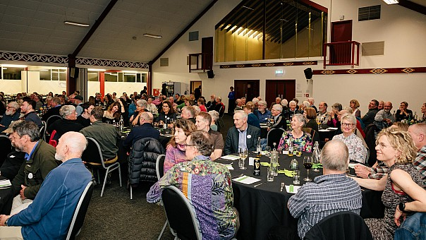 click on the photo and click again on the photo to download the original image  2019-07-06 18.56.20 Tararua Tramping Club - Centenary Dinner-062-DigitalNinja