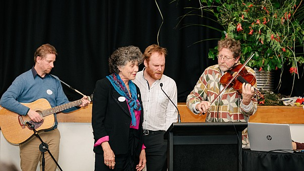 click on the photo and click again on the photo to download the original image  2019-07-06 20.22.10 Tararua Tramping Club - Centenary Dinner-122-DigitalNinja
