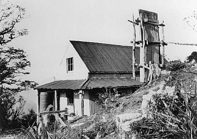 Field Hut in 1930