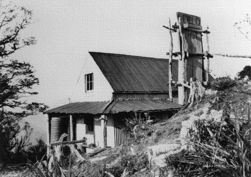 File Hut in the 1930s