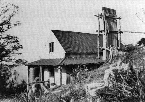File Hut in the 1930s