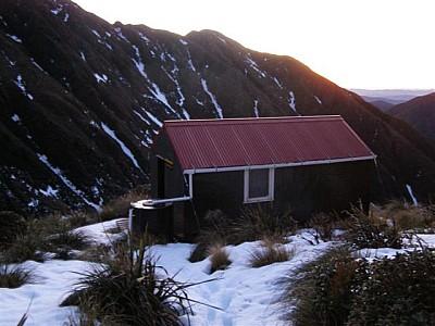 Dundas Hut
